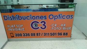 DISTRIBUCIONES OPTICAS C3